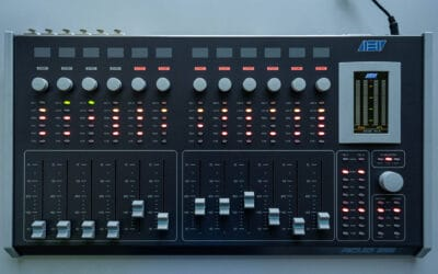 Broadcast Console On Air ACUO 912